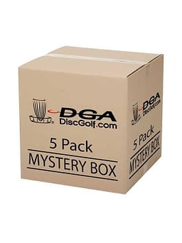 DGA Mystery Box 5 Pack ($82.96 Value)
