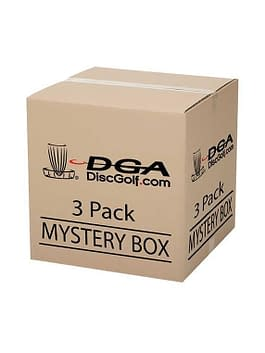 DGA Mystery Disc Box 3 Pack ($44.97 Value)