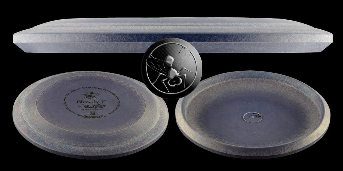 DGA Blowfly 1 Putt and Approach Signature Line Disc Hero Image