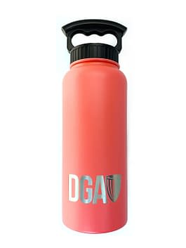 DGA 34oz Insulated Water Bottle