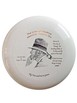 Steady Ed Memorial Freestyle Disc