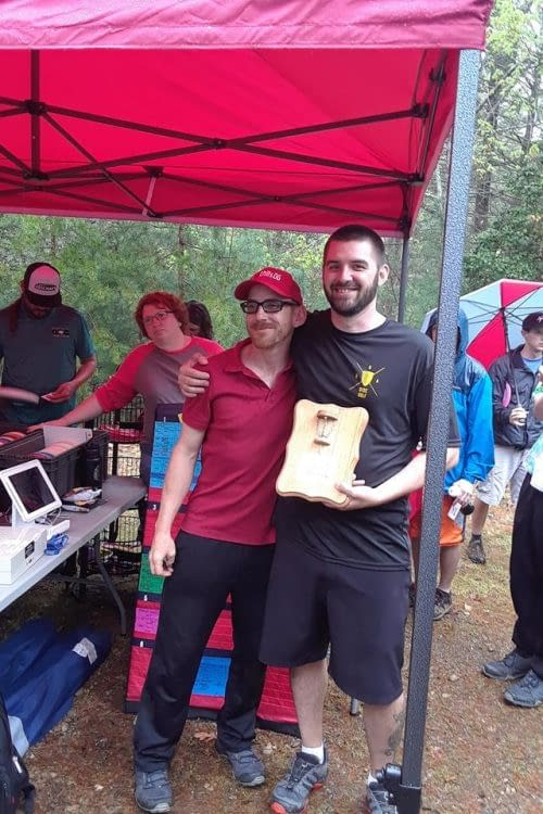 Casey Trudeau 1st Place Siege of Ft Hamby