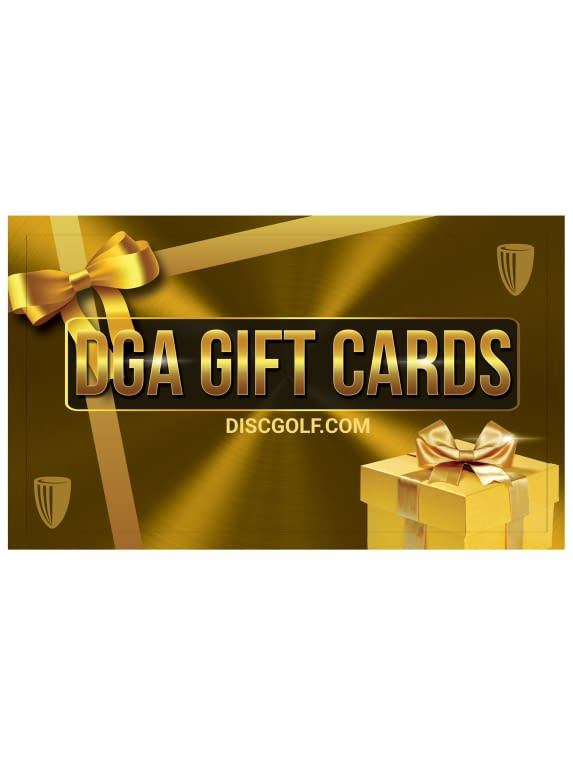 DGA Online Store Gift Card