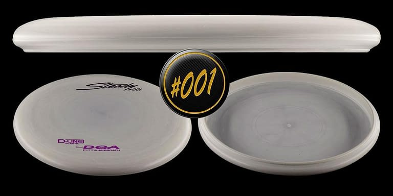 DGA Steady Putt and Approach D-Line Disc Hero.Image