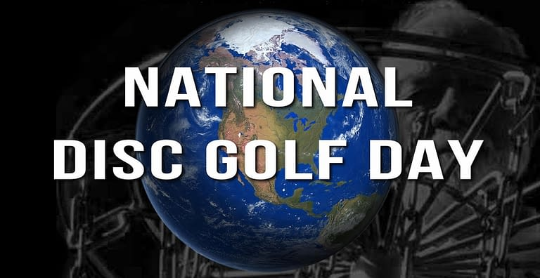 Happy National Disc Golf Day