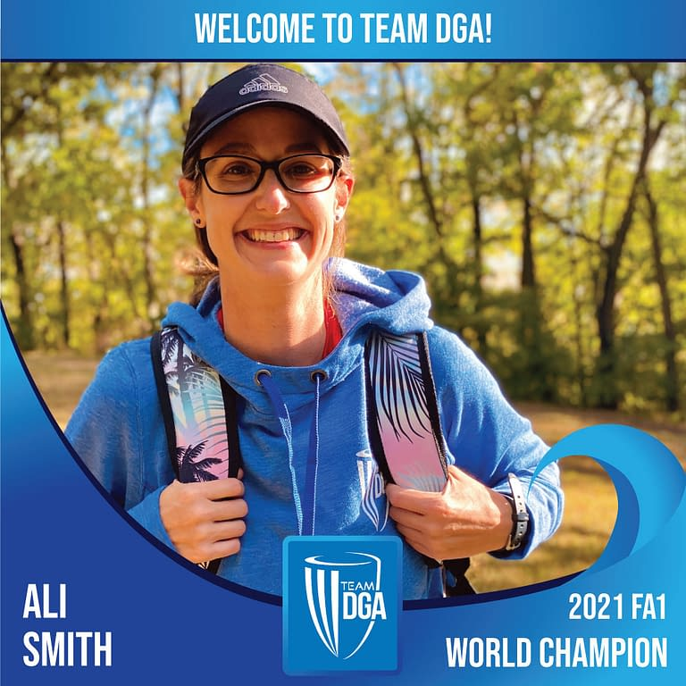 Welcome To the Team Ali!