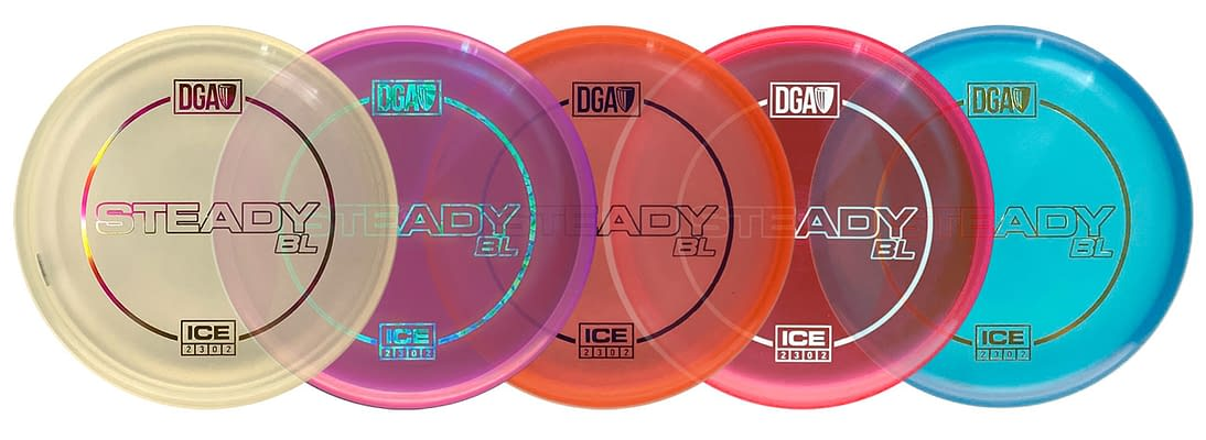 THE ICE STEADY BL IS HERE!