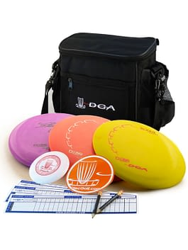 DGA DL Beginner Disc Golf Starter Set