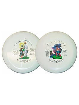 """Steady"" Ed Headrick Memorial Disc Set"