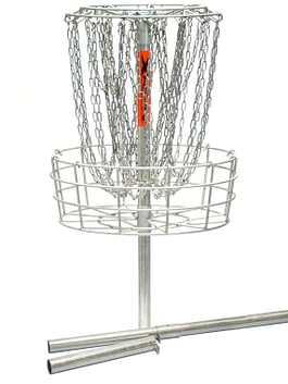 Mach X Disc Golf Basket – Standard