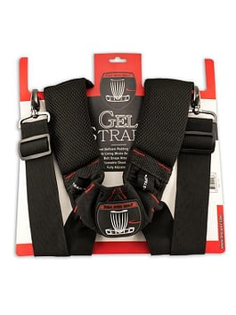 gel-strapz-blk disc bag straps