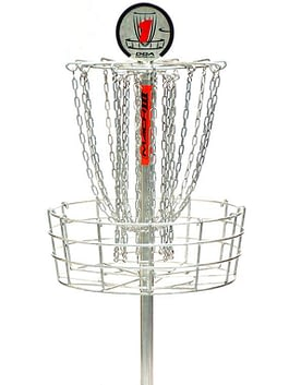 Mach 3 Disc Golf Basket