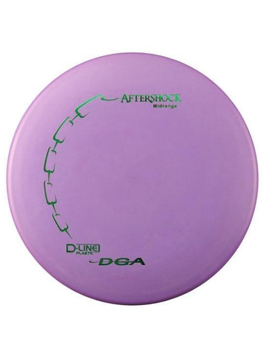 DGA Aftershock Midrange D Line Purple Disc