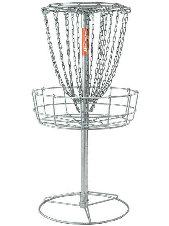 Mach-2 Portable Basket Disc Golf Target