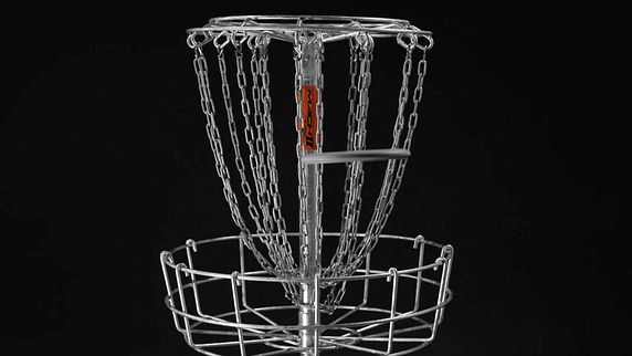 Mach 2 Portable Outdoor Basket