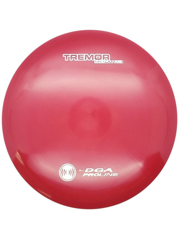 dga-tremor-midrange-proline-red-disc