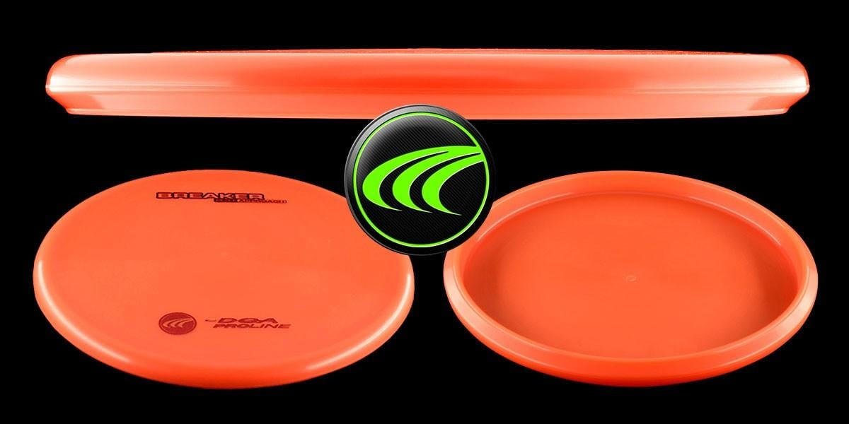 DGA Breaker Putt and Approach Proline Disc Hero
