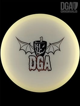 Glow Squall- DGA Halloween Stamp