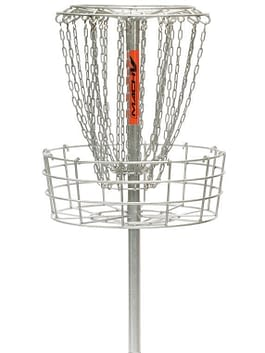 Mach 5 Disc Golf Basket