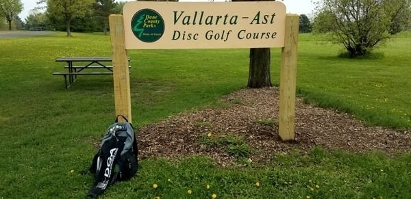 Designing my first Disc Golf Course in Wisconsin – Tonn's Travels