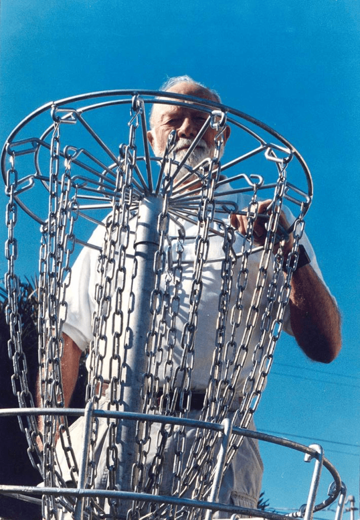 Disc Golf History