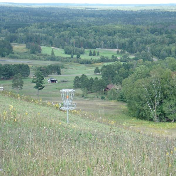 DGA Mach2 Grassy Hill-Minnesota Disc Golf Course