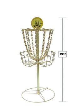 Mini Trophy Disc Golf Basket