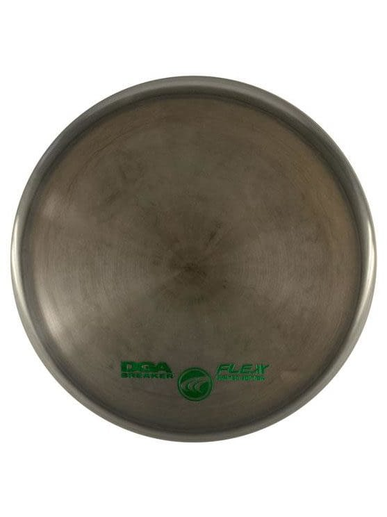 DGA Breaker Putt and Approach Flex Black Disc