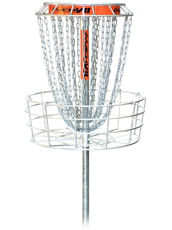 DGA Mach 7 Disc Golf Basket