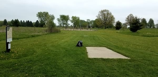 Designing my first Disc Golf Course in Wisconsin - Tonn's Travels
