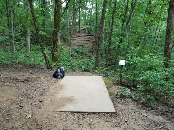Course Collecting in North Carolina and Kentucky - Tonn's Travels