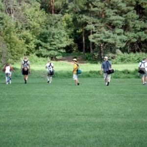 Popular- Playing Disc Golf is Great Way to Get Friends Together