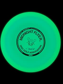 GlowFly Putt and Approach Glow Disc