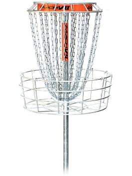 Mach 7 Disc Golf Basket