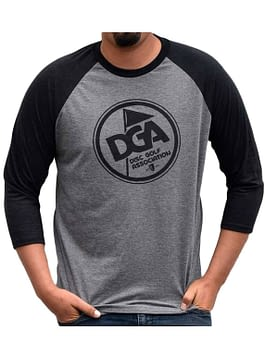 Men's 3/4-Sleeve Retro Tee