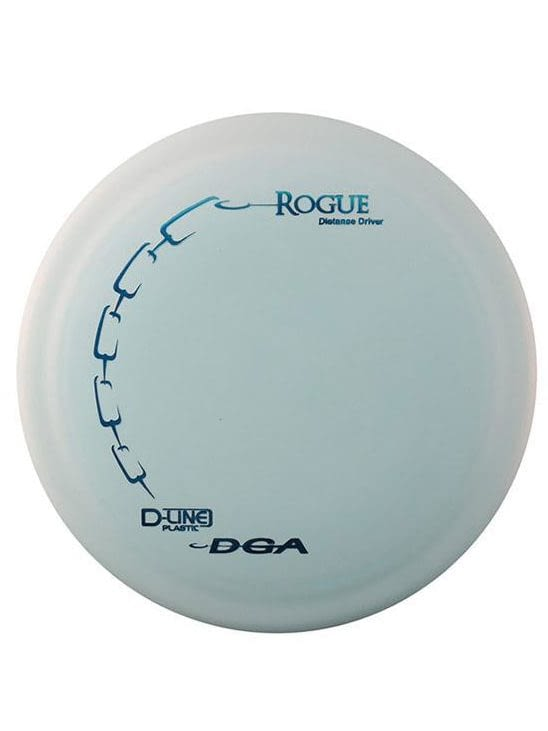 DGA Rogue Distance Driver D-Line White Disc