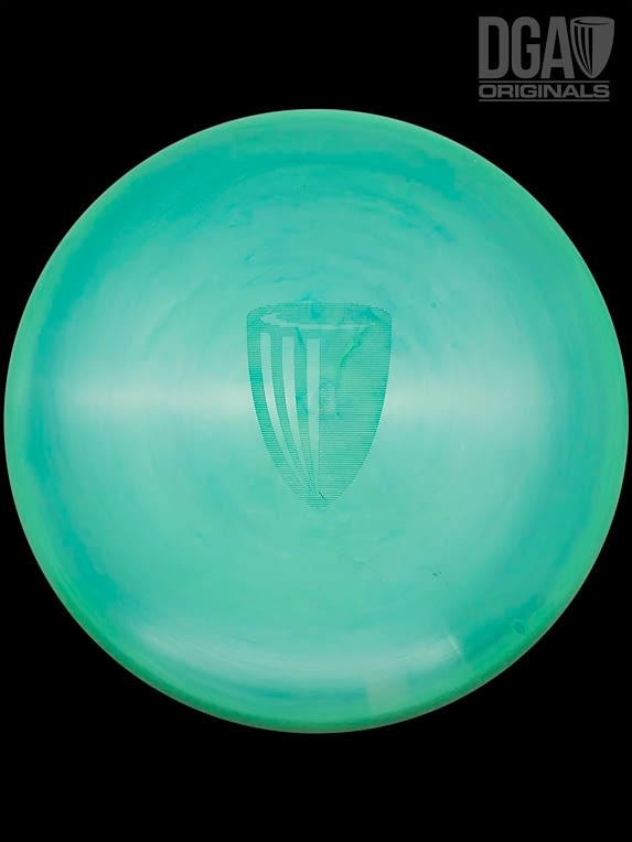 proline-swirl-aftershock-midrange-green-disc