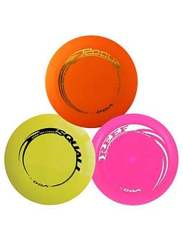 DGA Disc Golf Set – Beginner 3 Pack