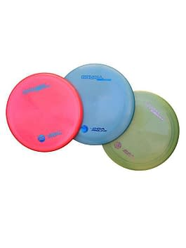 DGA Disc Golf Set – Pro 3 Pack