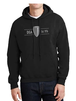 Established Disc Golf Hoodie