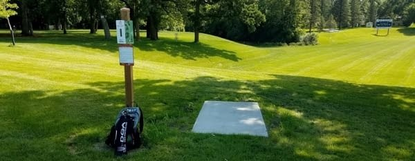 Luther Hollow DGC – Tonn's Travels